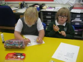 Hard workers in class 3