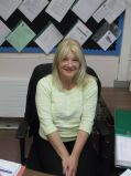 Mrs Grace Taylor-Holmes - Senior Clerical Officer