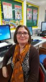 Mrs Janet Benson - Classroom Assistant